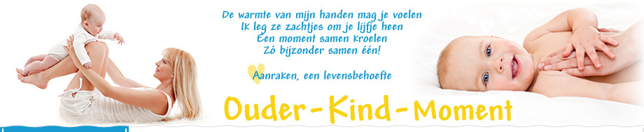 Ouder-Kind Moment, shantala babymassage, beweegkriebels